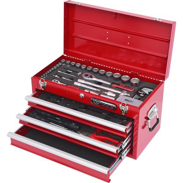 Ks Tools 911 0100 Werkzeugkoffer Bestuckt