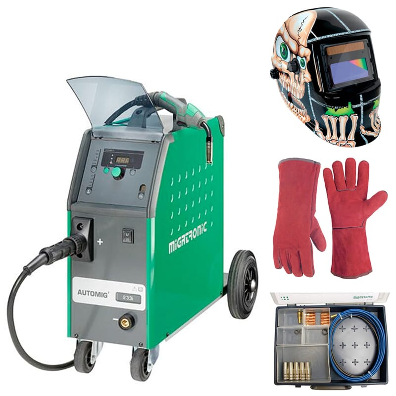 Migatronic AUTOMIG 233i Digital welding machine
